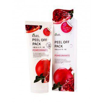 Ekel Peel Off Pack Pomegranate - Маска-пленка с экстрактом граната