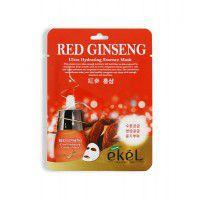 Red Ginseng Ultra Hydrating Essence Mask - Тканевая маска с экстрактом красного женьшеня