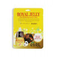 Royal Jelly Ultra Hydrating Essence Mask - Тонизирующая тканевая маска для лица с маточным молочком