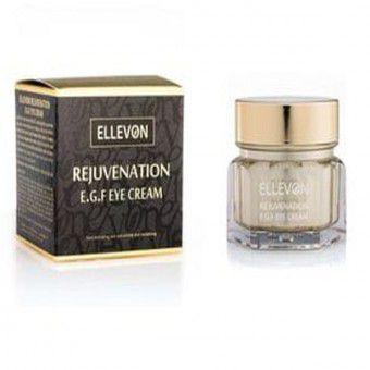 Ellevon Rejuvenation E.G.F. Eye Cream - Антивозрастной крем для глаз с омолаживающим действием