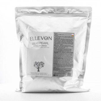 Ellevon Modeling Mask Silky Pearl (1kg.) - Альгинатная маска с жемчужной пудрой осветляющая