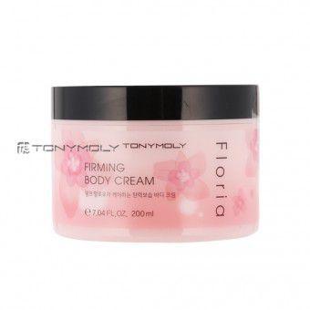 TonyMoly Floria Firming Body Cream - Подтягивающий крем для тела