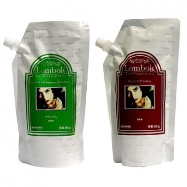 Gain Cosmetics Clear Lombok Original set Clear - Ламинирование волос