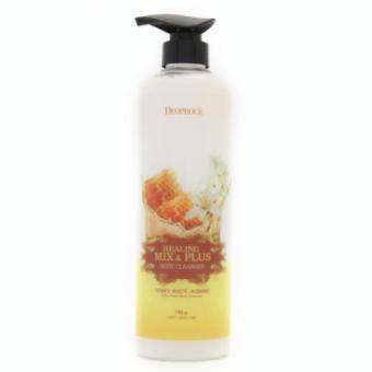 Deoproce Healing Mix Plus Body Cleanser (Honey White Jasmine) - Гель для душа Мёд и Жасмин