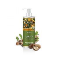 Rinse - Argan Silky Moisture Shampoo - Увлажняющий шампунь с маслом арганы