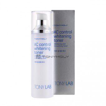 TonyMoly Tony Lab AC Control Whitening Toner - Тонер осветляющий для проблемной кожи