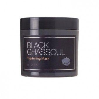 Missha Black Ghassoul Tightening Mask - Маска для сужения пор