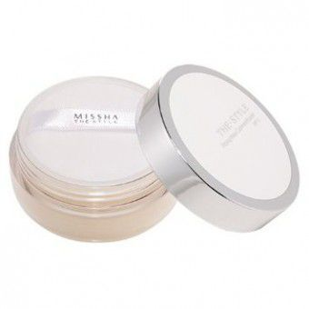 The Style Fitting Wear Cashmere Powder SPF15 №2 - Пудра рассыпчатая