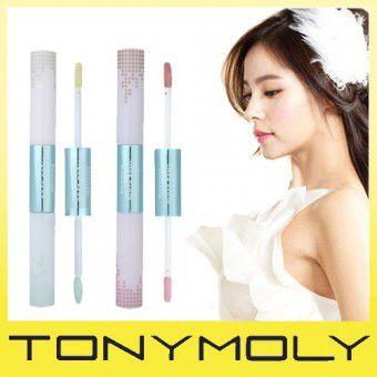 TonyMoly Backstage Aqua Eyes 02 Aqua Pink - Тени двойные