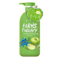 Farms Therapy (Green Apple) - Гель для душа «ЗЕЛЕНОЕ ЯБЛОКО»