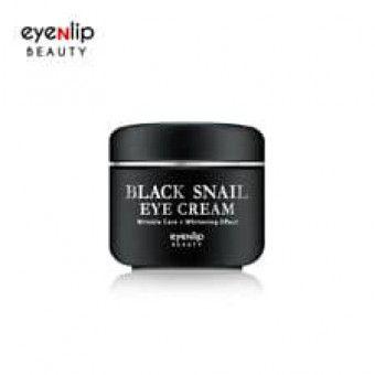 Eyenlip Black Snail Eye Cream - Крем для кожи вокруг глаз с муцином черной улитки