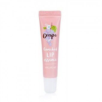 Welcos Around Me Enriched Lip Essence (Grape) - Эссенция для губ