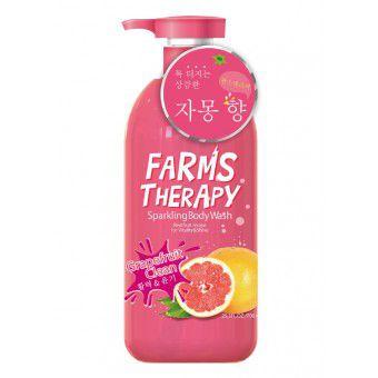 Doori Cosmetics Farms Therapy (Grapefruit Clean) - Гель для душа «ГРЕЙПФРУТ»