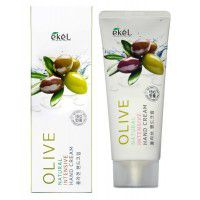 Natural Intensive Hand Cream Olive - Крем для рук интенсивный с оливой
