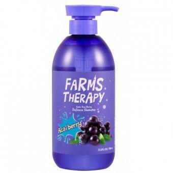 Doori Cosmetics Farms Therapy Defense Shampoo (Acai Berry) - Шампунь «ЯГОДА АСАИ»