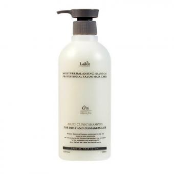 La'dor Moisture Balancing Shampoo - Профессиональный увлажняющий шампунь без силиконов