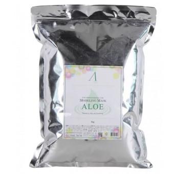 Anskin Aloe Modeling Mask / 1kg. - Альгинатная маска успокаивающая