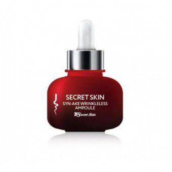Secret Skin Syn-Ake Wrinkleless Ampoule - Сыворотка для лица антивозрастная