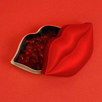 Plump Lip Capsule Mask - Капсульная cыворотка для увеличения объема губ