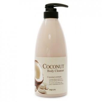 Welcos Coconut Body Cleanser - Гель для душа кокосовый