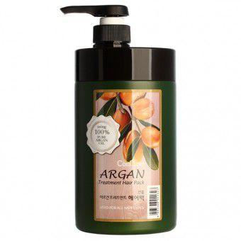 Welcos Confume Argan Treatment Hair Pack - Маска для волос с маслом арганы