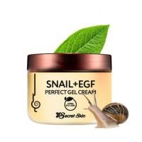 Snail + Egf Perfect Gel Cream - Крем-гель для лица с экстрактом улитки