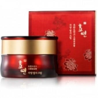 Welcos Hyo Yeon Jayang Nasolabial Folds Cream - Крем для лица антивозрастной