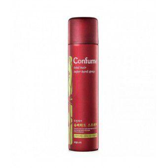 Welcos Confume Total Hair Superhard Spray - Лак для волос сильной фиксации