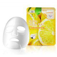 Fresh Lemon Mask Sheet - Тканевая Маска с экстрактом лимона
