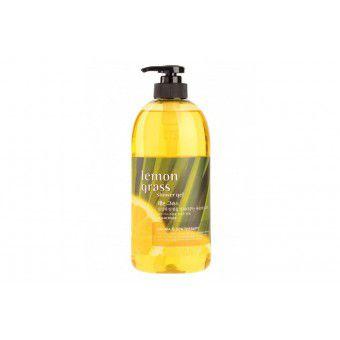 Welcos Body Phren Shower Gel (Lemon Grass) - Гель для душа с лемонграссом