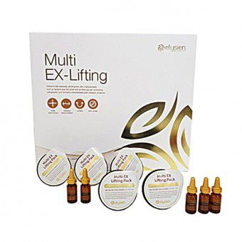 Elysien Multy EX-Lifting Gold - Мышечная маска с эффектом ботокса
