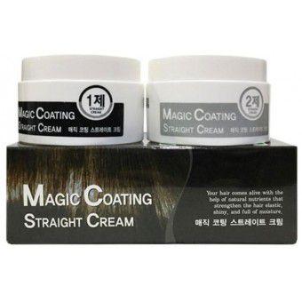 Bosnic Magic Coating Straight Cream - Крем для волос