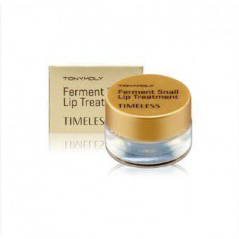 TonyMoly Timeless Ferment Snail Lip Treatment - Бальзам для губ улиточный