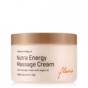 TonyMoly Floria Nutra Energy Massage Cream - Крем массажный для лица