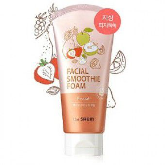The Saem Fruit Facial Smoothie Foam - Пенка для умывания