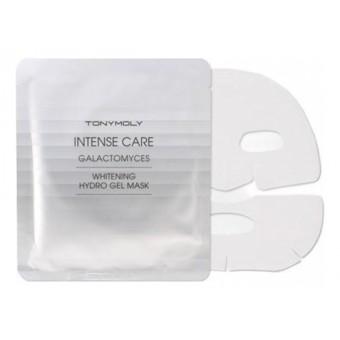 TonyMoly Intense Care Galactomyces Whitening Hydro Gel Mask - Отбеливающая гидрогелевая маска