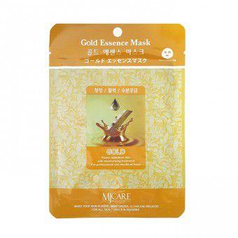 Mijin Gold Essence Mask - Маска антивозрастная