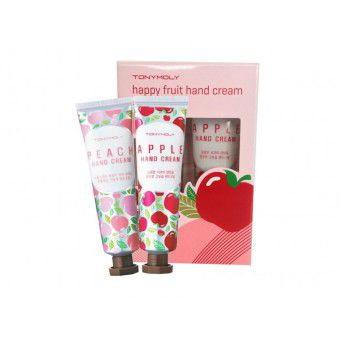 TonyMoly Happy Fruit Hand Cream Special Set - Набор кремов для рук