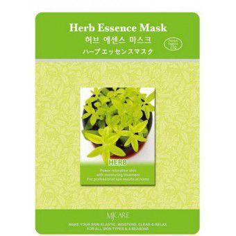Mijin Herb Essence Mask - Маска от прыщей