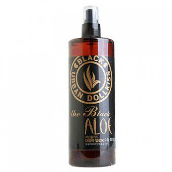 Urban DollKiss The Black Aloe Soothing Gel Mist - Мист для лица