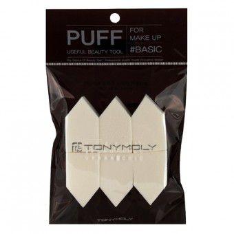 TonyMoly House Latex Puff - Пуф для нанесения тонального крема