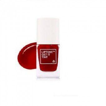 TonyMoly Lip Tone Get It Tint 04 Red Hot - Тинт для губ легкий увлажняющий