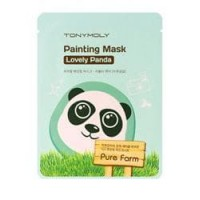 Pure Farm Painting Mask – Lovely Panda - Маска тканевая
