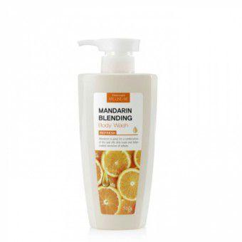 Around me Mandarin Blending Body Wash -  Гель для душа