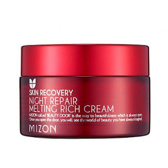 Mizon Night Repair Melting Rich Cream - Ночной крем