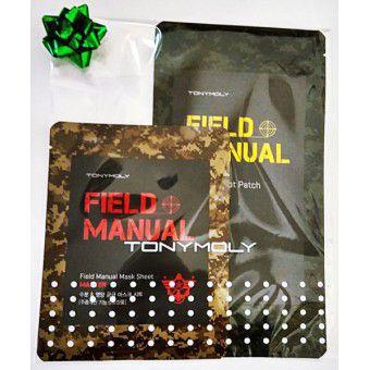 TonyMoly Manual Set - Набор для мужчин