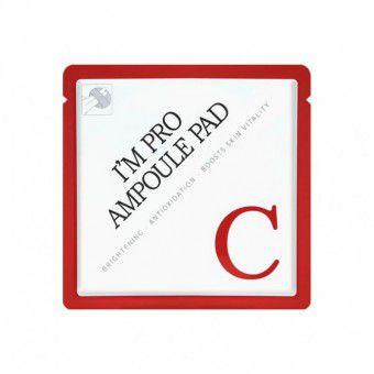 Wish Formula I'm Pro Ampoule Pad-C (single) - Диск для лица с Витамином С (10%) и Комплексом масел