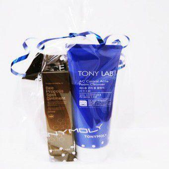 TonyMoly Stop Acne Set - Набор для проблемной кожи