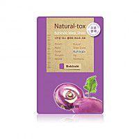 Natural – tox kohlrabi Mask Sheet - Маска - детокс