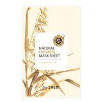 Natural Oatmeal Mask Sheet - Маска оздоравливающая
